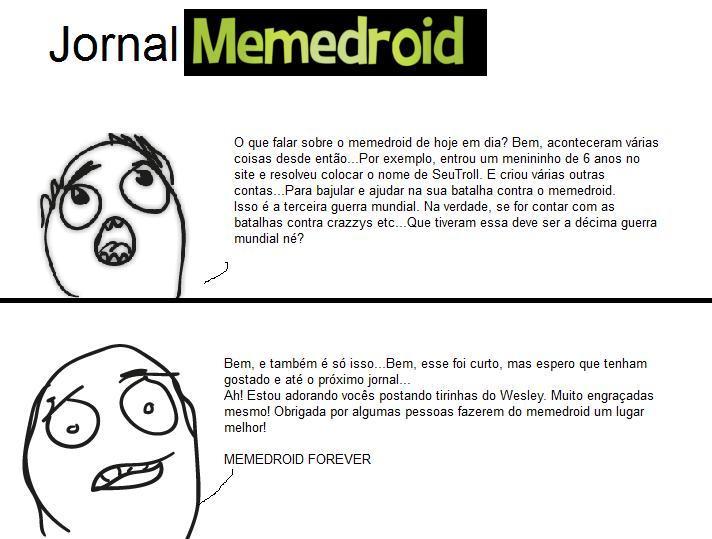 Jornal Memedroid #1