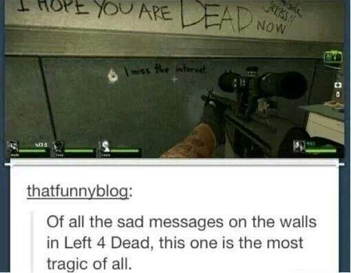 The sad truth about the zombie apocalypse. - meme