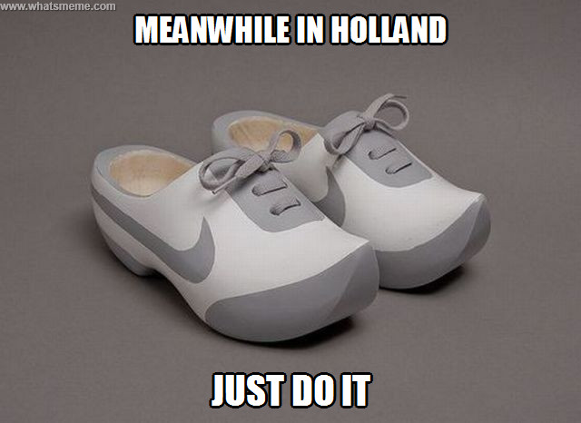 holland :D - meme