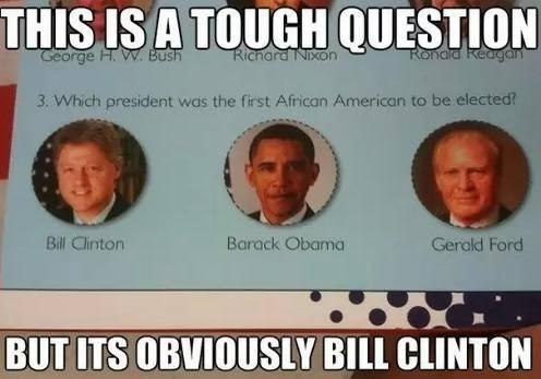 ronald reagan vs bill clinton