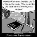 el origen del forever alone