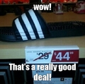 What a bargain