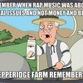 Rap Music dee's days
