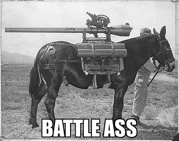 Battle Ass - meme