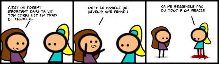 miracle de la vie - meme