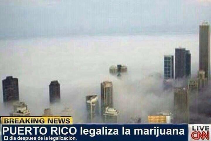 Legalizacion de marihuana - meme