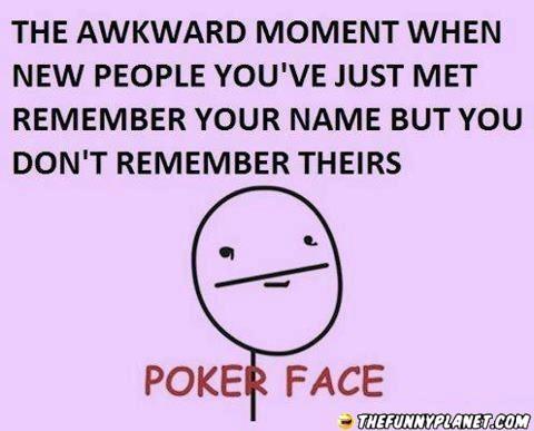 awkward moment - meme
