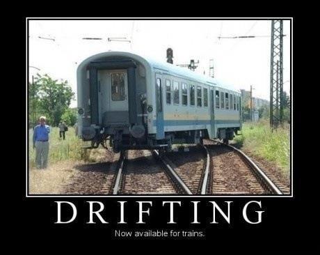 Drifting - meme