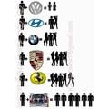 Matemática dos carros