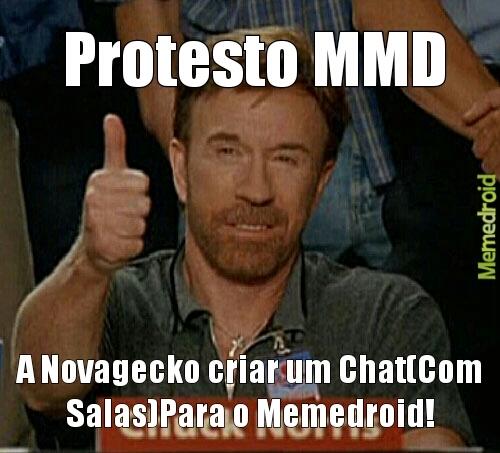 Memedroid Chat™