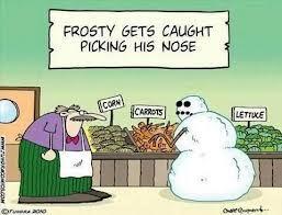 That's gross, frosty - meme
