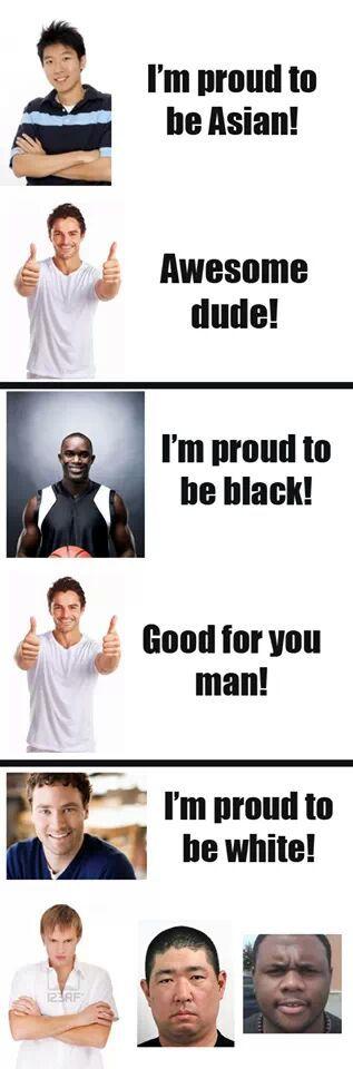 y so racist - meme
