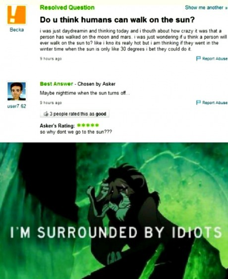 idiot's - meme
