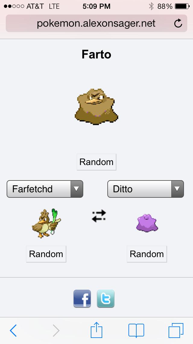 I give you Farto - meme