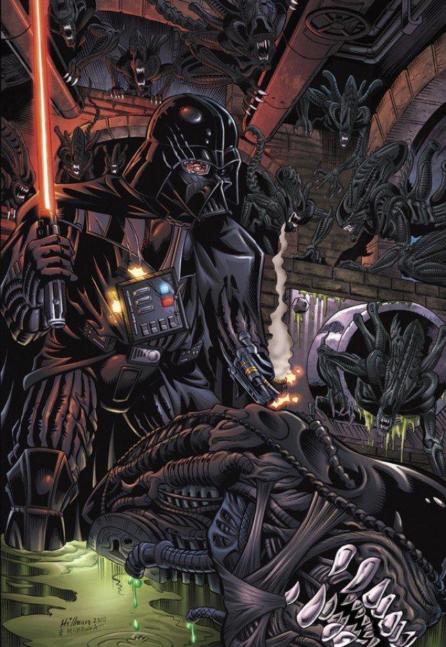 Darth Vader - meme