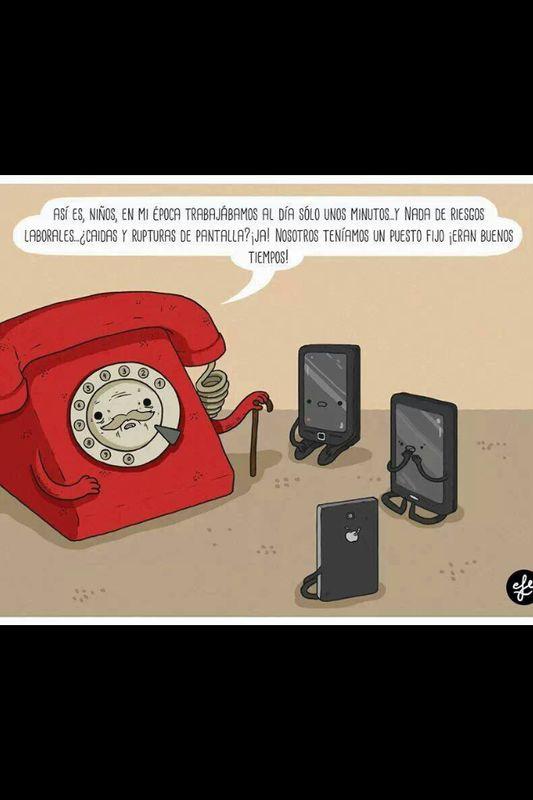 Telefonos - meme