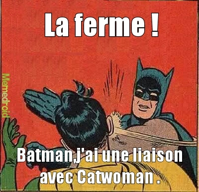 Catwoman - meme