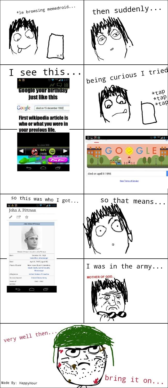 WOOT first comic! - meme