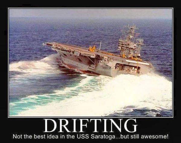 oh god best drifting on water - meme
