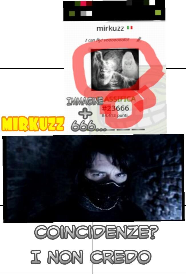 coincidenze? - meme