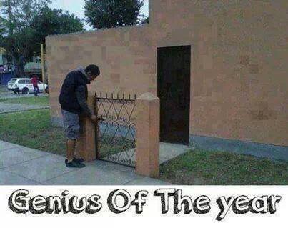 genious guy - meme