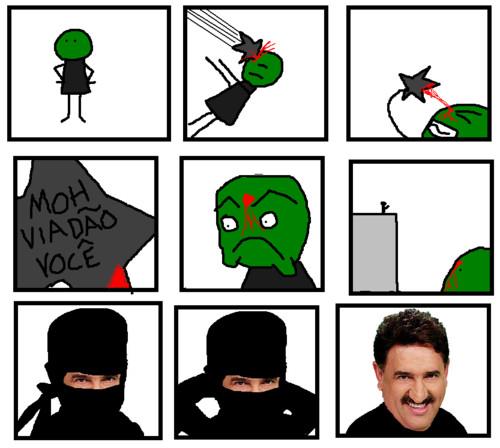 ratoninja - meme
