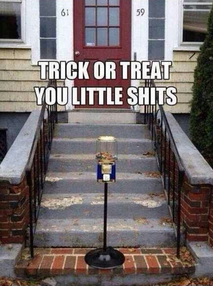 Happy Halloween - meme
