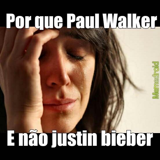 Ñ paul walker - meme
