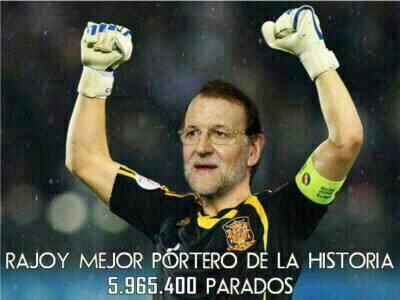 Ese Rajoy... - meme