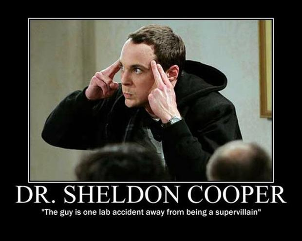 Ohh, Sheldon, you c: - meme
