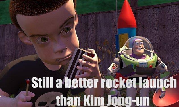 Still a better Rocket - meme