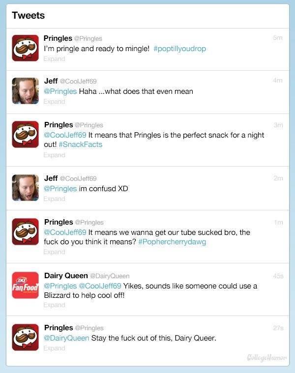 Im Pringle :') - meme