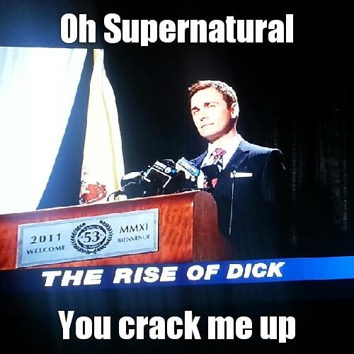 Supernatural!! - meme