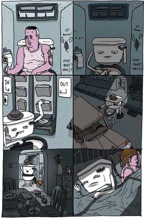 trabajo de mierda - meme