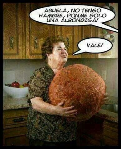 abuelas... - meme