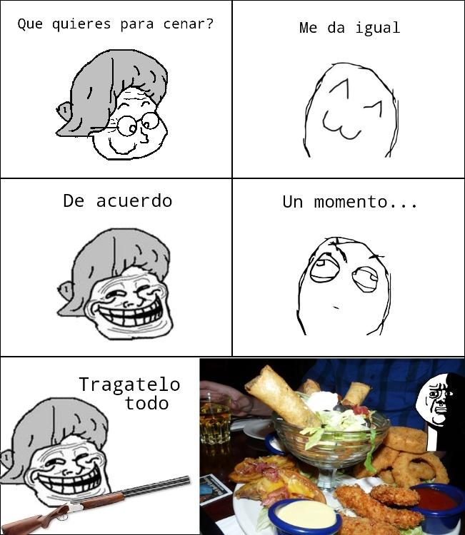 Oh god.. Abuelas... - meme