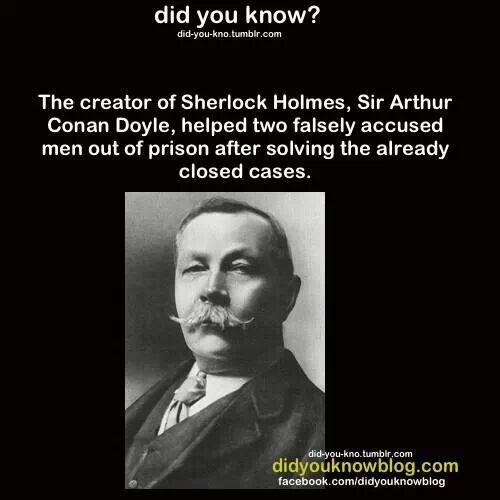 Conan the Doyle - meme