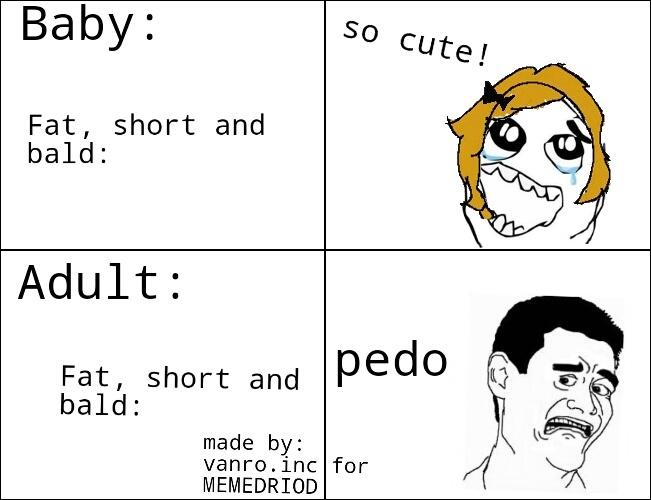 pedophile - meme