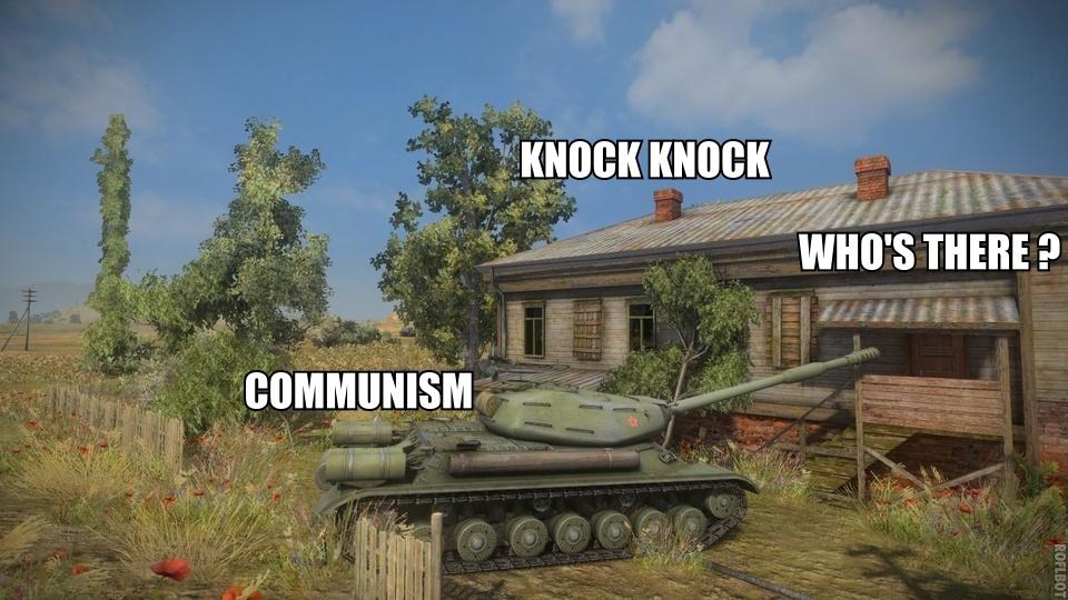 Tank - meme