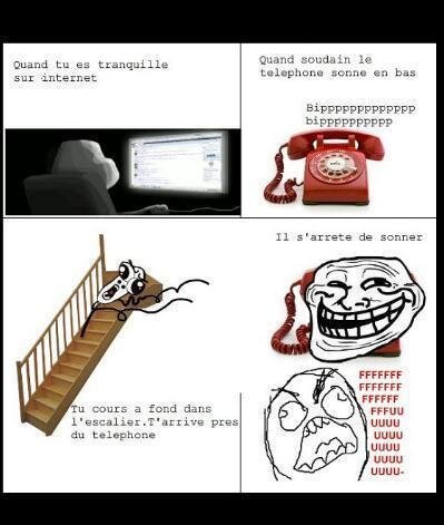 Le Téléphone!! - meme