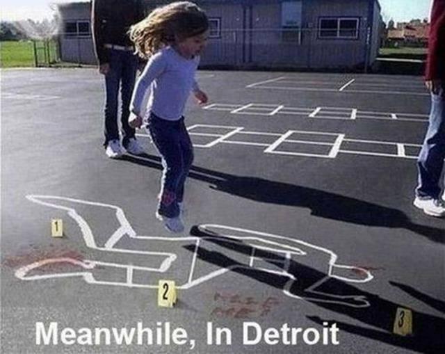 Detroit - meme