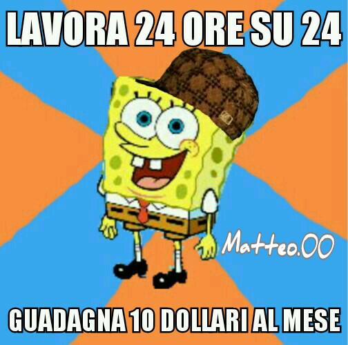 cito fratmo_lucriz~scumbag spongebob - meme