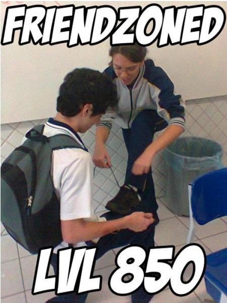Friendzone lvl...:| - meme