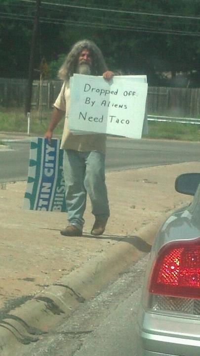 Taco Hobo - meme