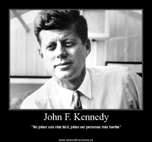 JFK Y SU GRAN SABIDURIA - meme