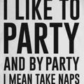 my kind of party