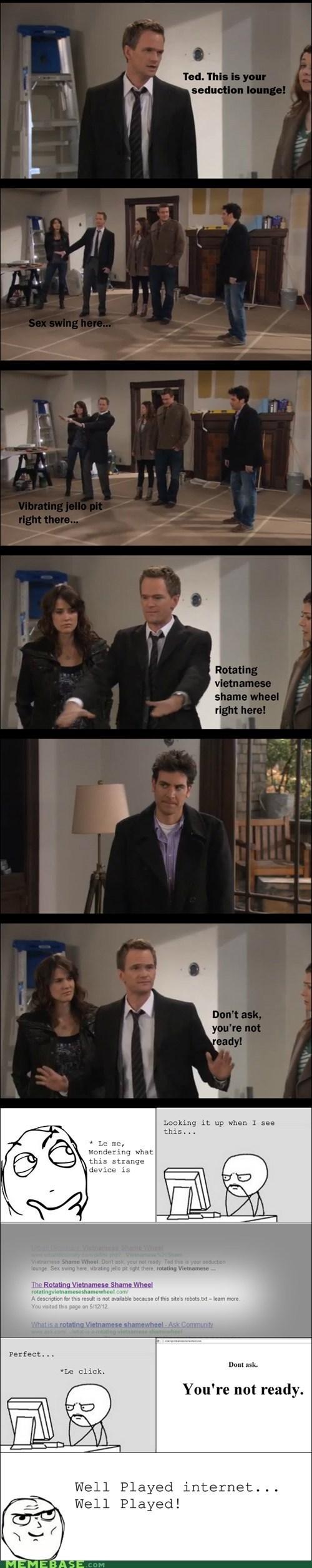how i met your husband - meme