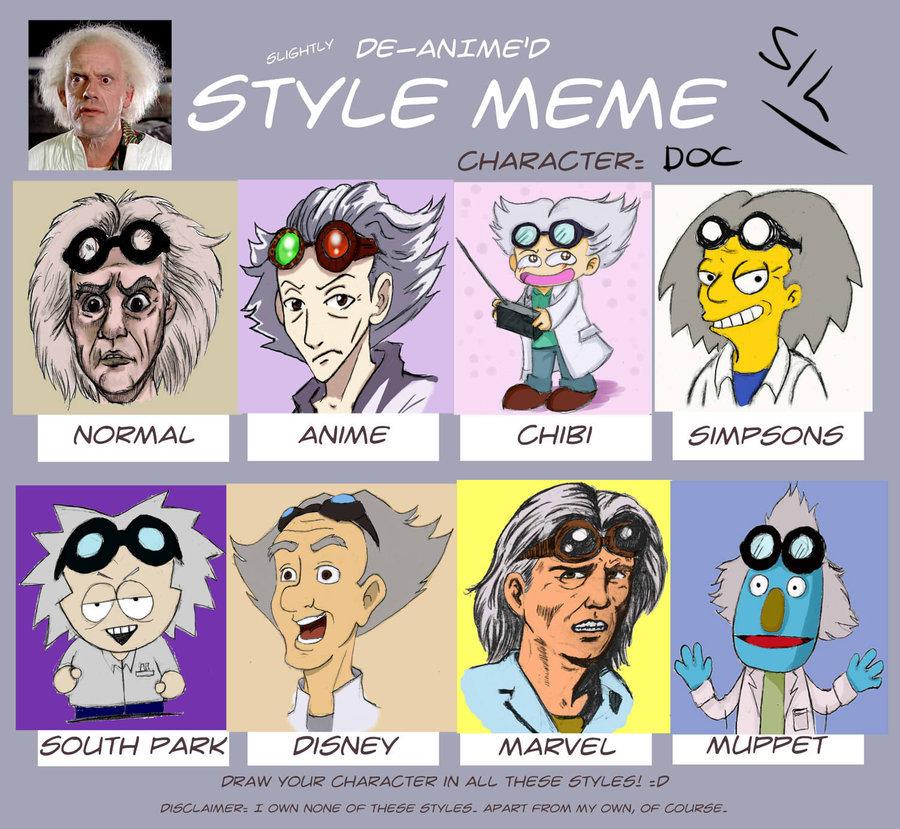 Style meme doc , Meme by HackerDeEstufas ) Memedroid