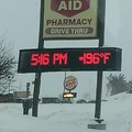 just a little cold.