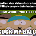 title hates telemarketers